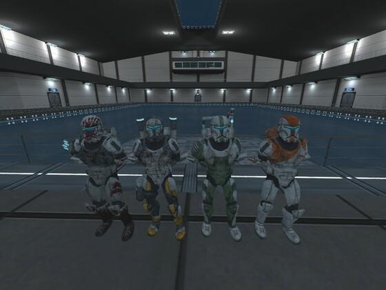 Volles Delta Squad